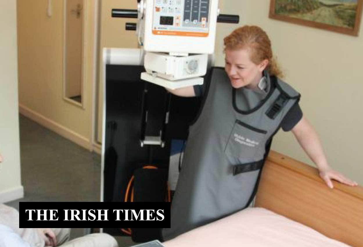 MMD - Mobile Medical Diagnostics | Former nurse sets up Irelands first truly mobile X-ray-service